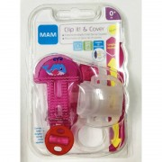 Mam Broche Cadenita de Chupete Clip It  Cover