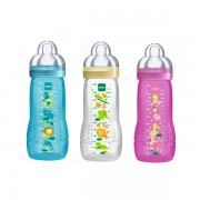 MAM BABY BOTTLE 330 ML (4+M)