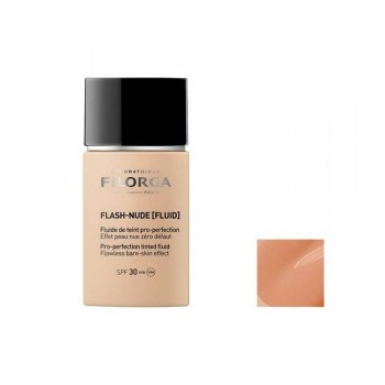 filorga flash nude fluid 02 gold 30ml